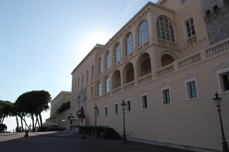 The Royal Palace of Monaco